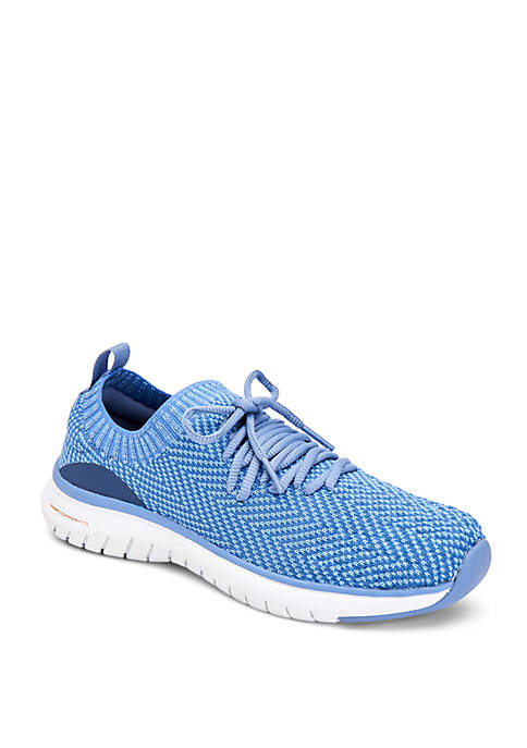 Copper Fit Womens Spirit Lace Up Sneaker
