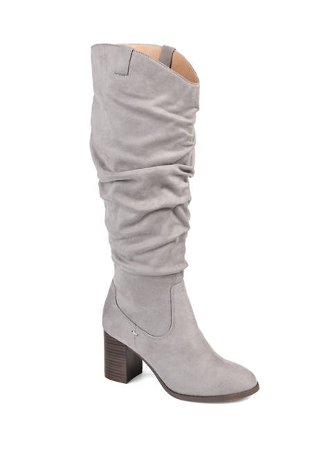 Journee Collection Wide Calf Aneil Boots