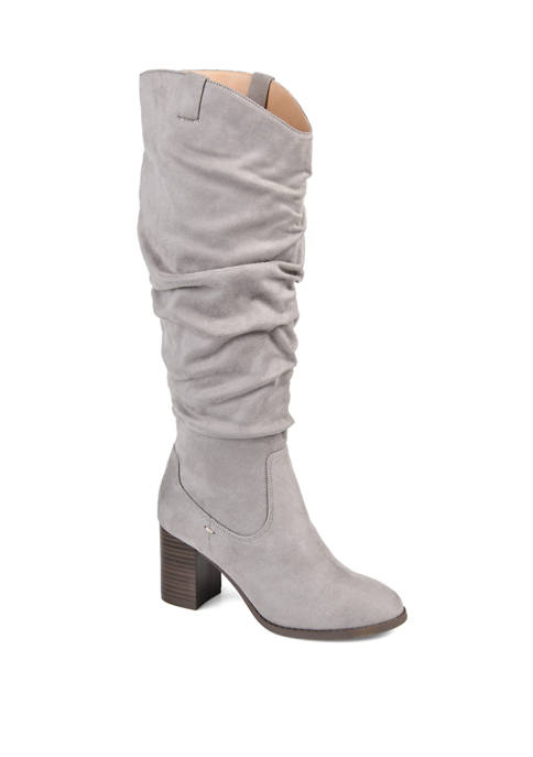 Journee Collection Extra Wide Calf Aneil Boots