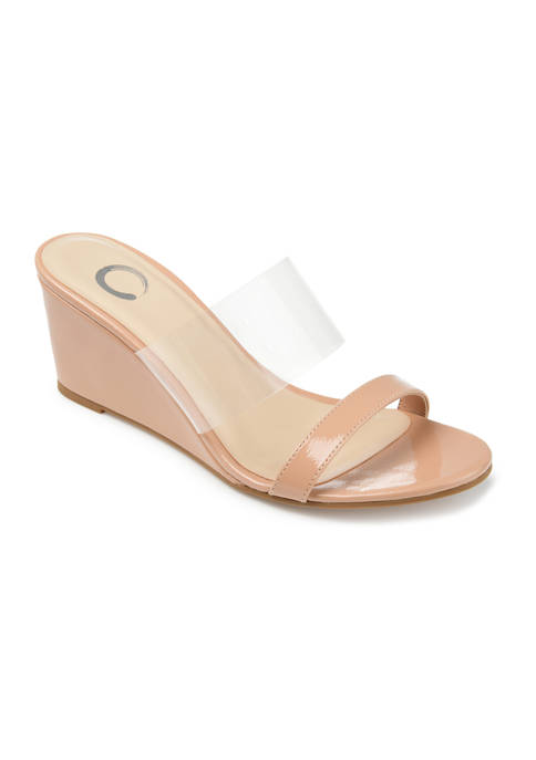 Journee Collection Angelina Wedge Heels