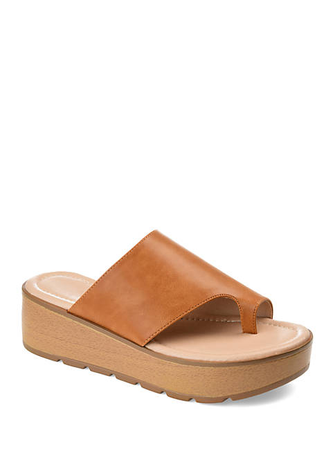 Journee Collection Comfort Arabel Sandal