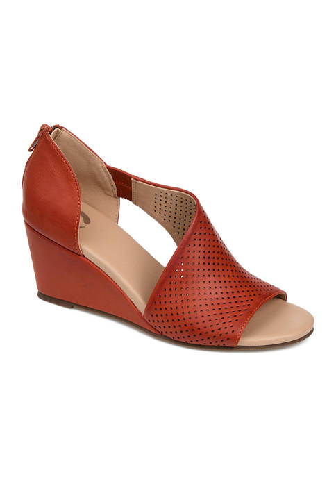 Journee Collection Aretha Wedges