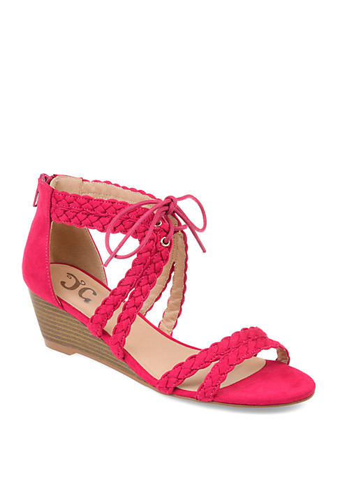 Journee Collection Aubree Wedge