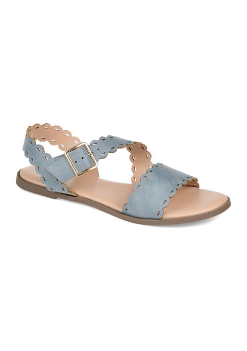 Journee Collection Aubrinn Sandals