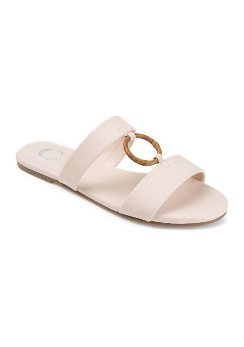 Journee Collection Comfort Foam™ Aylin Slide Sandals