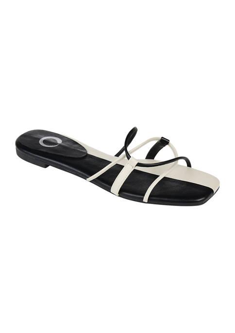 Journee Collection Breena Slide Sandals