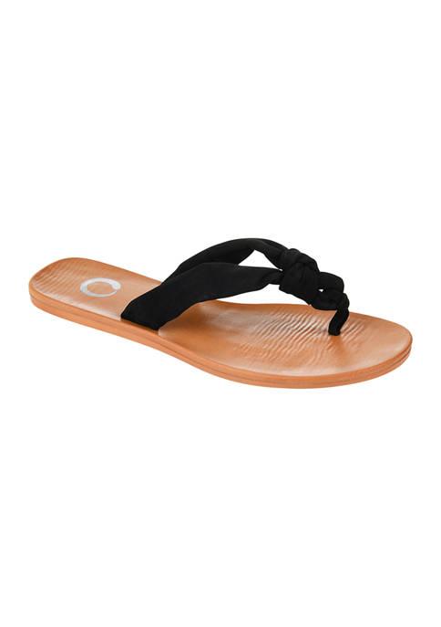 Journee Collection Brindle Sandals