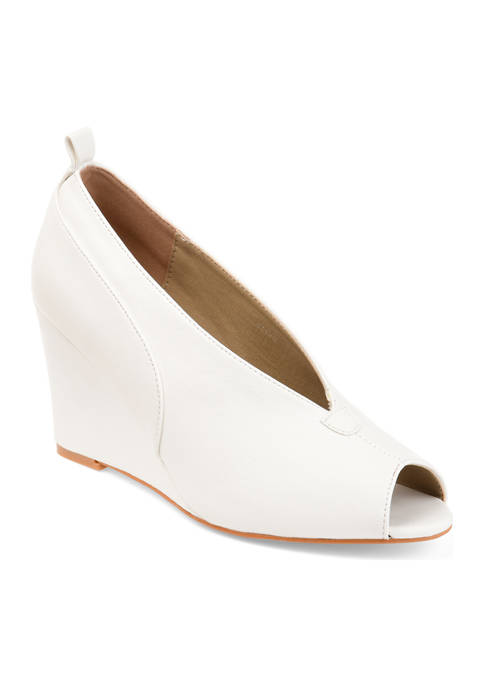 Journee Collection Calista Wedges