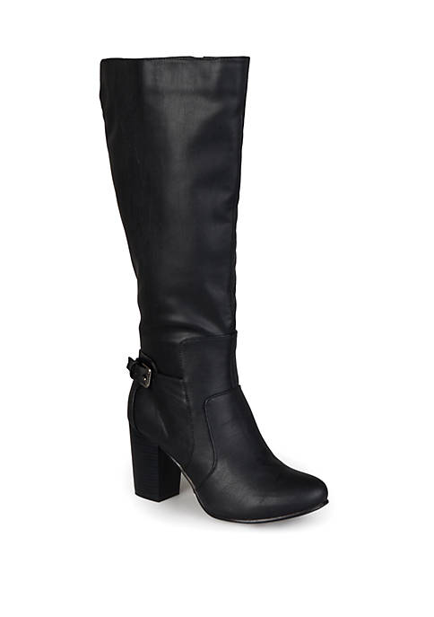 Wide Calf Carver Boots