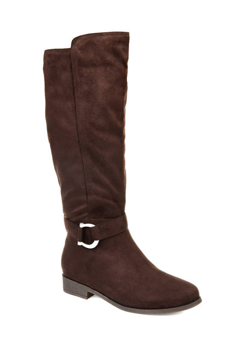 Comfort Extra Wide Calf Cate Boots