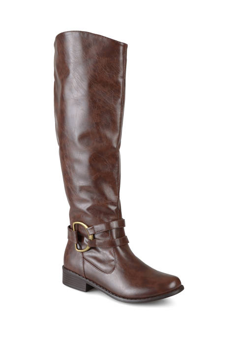 Journee Collection Charming-01 Wide Calf Boots
