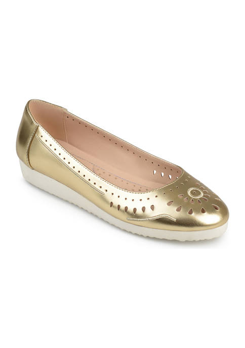 Journee Collection Cindra Flats