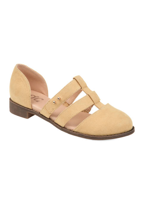 Journee Collection Clarise Flats