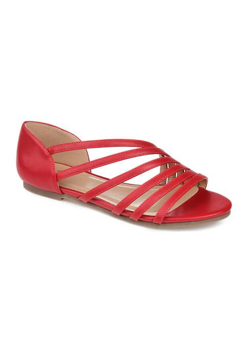 Journee Collection Divina Sandals