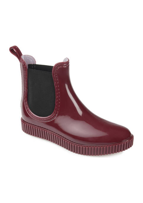 Journee Collection Drip Rain Boots