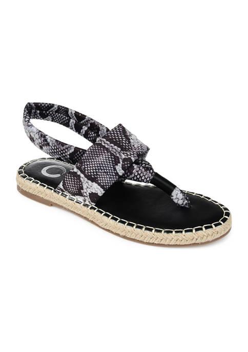 Journee Collection Comfort Foam™ Flin Sandal
