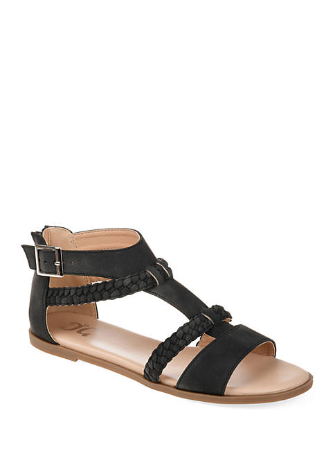 Journee Collection Comfort Florence Sandals