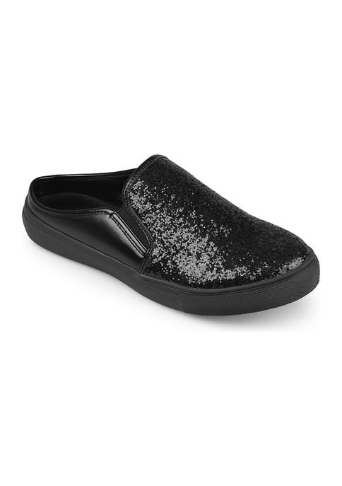 Journee Collection Flori Sneaker Mules