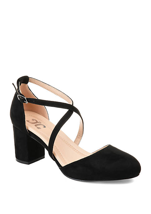 Journee Collection Comfort Foster Pumps