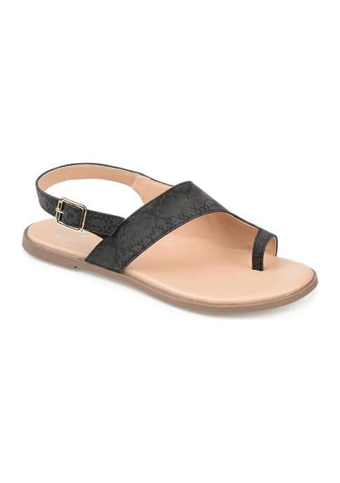 Journee Collection Gidget Sandals