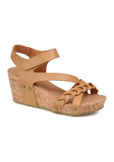 Journee Collection Gizel Sandals