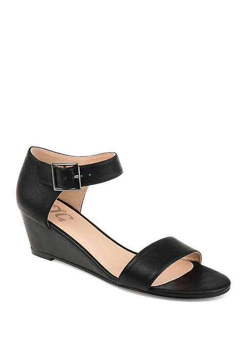 Journee Collection Gladis Wedge Sandals