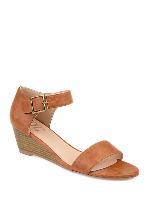 Journee Collection Gladis Wedge Sandals