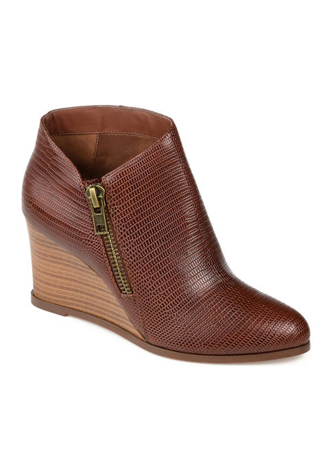 Journee Collection Glam Booties