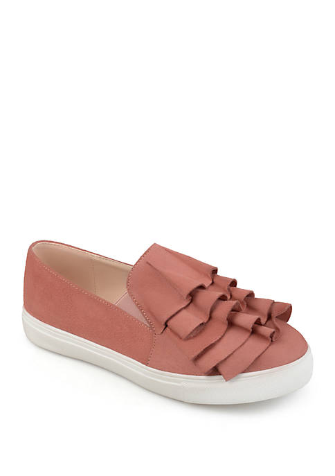 Journee Collection Glint Sneakers