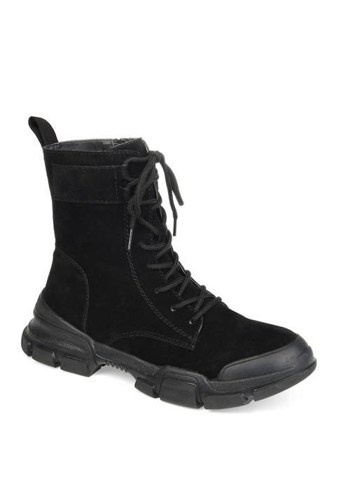 Journee Collection Gretta Combat Boots