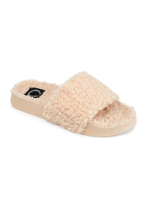 Journee Collection Haimi Slippers
