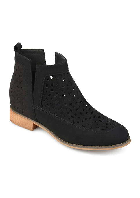 Journee Collection Harrow Booties