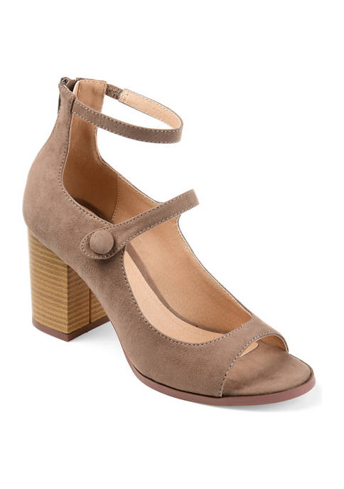 Journee Collection Hipsy Pumps