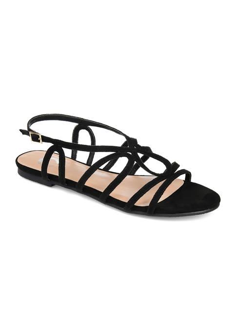 Journee Collection Honey Sandals