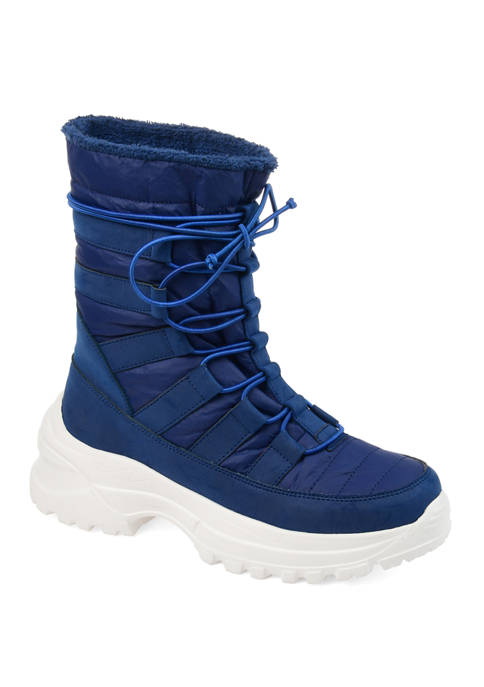 Journee Collection Icey Fashion Winter Boots
