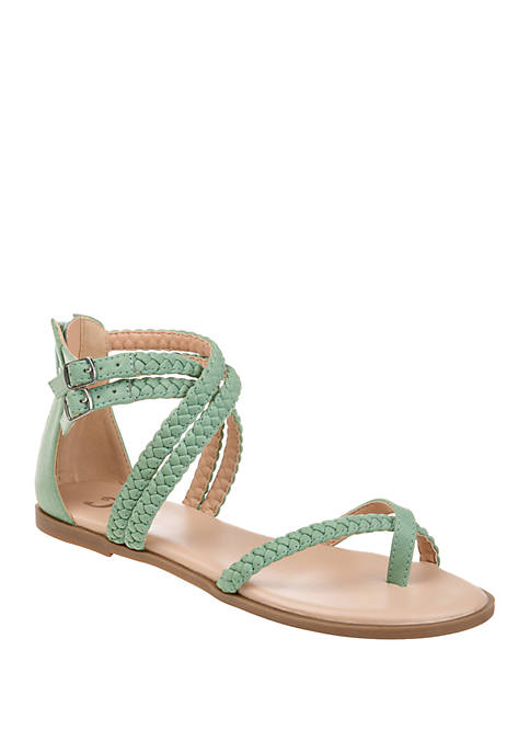 Journee Collection Comfort Imogen Sandals