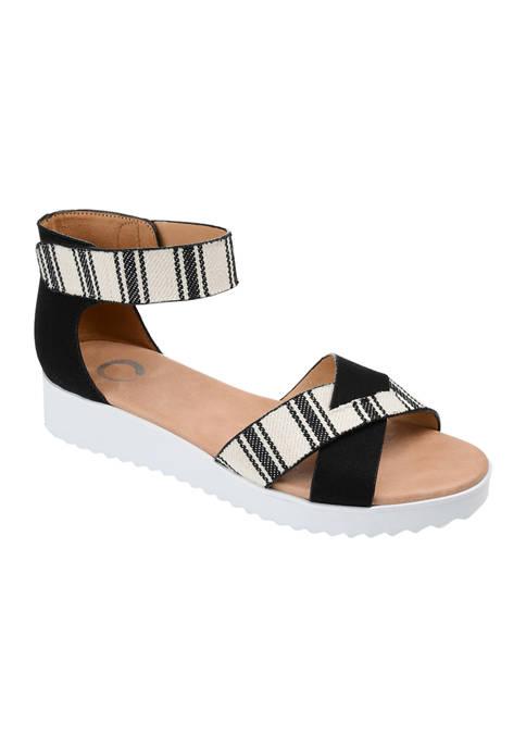 Journee Collection Java Sandals