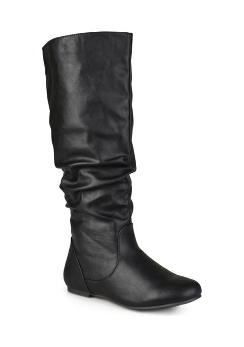 Journee Collection Wide Calf Jayne Boots