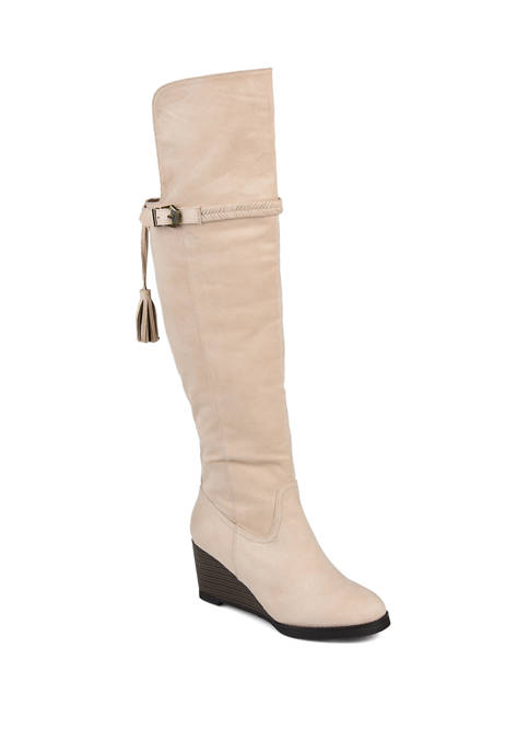 Journee Collection Extra Wide Calf Jezebel Boots