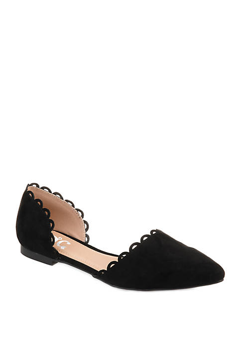 Journee Collection Jezlin Flats