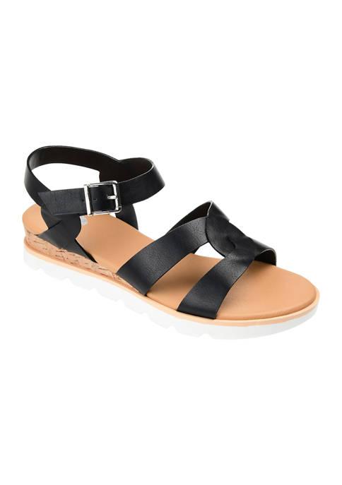 Journee Collection Comfort Foam™ Jovi Sandals