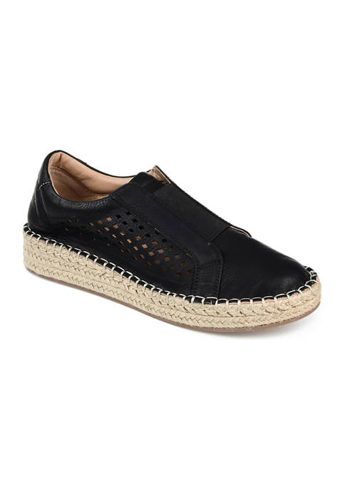 Journee Collection Kandis Espadrille Sneakers