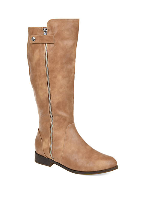 Journee Collection Comfort Wide Calf Kasim Boot