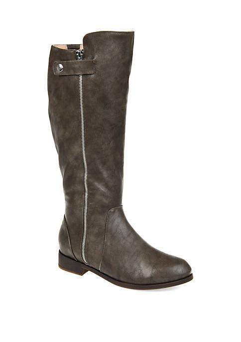 Journee Collection Comfort Wide Calf Kasim Boot