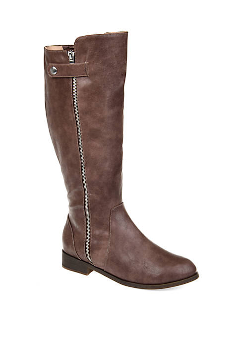 Comfort Extra Wide Calf Kasim Boot