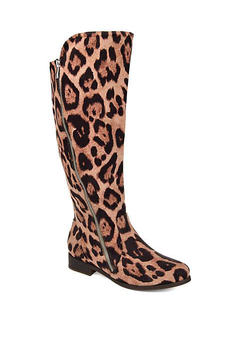 Journee Collection Comfort Wide Calf Kerin Boot