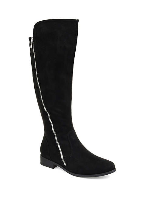 Journee Collection Comfort Extra Wide Calf Kerin Boots
