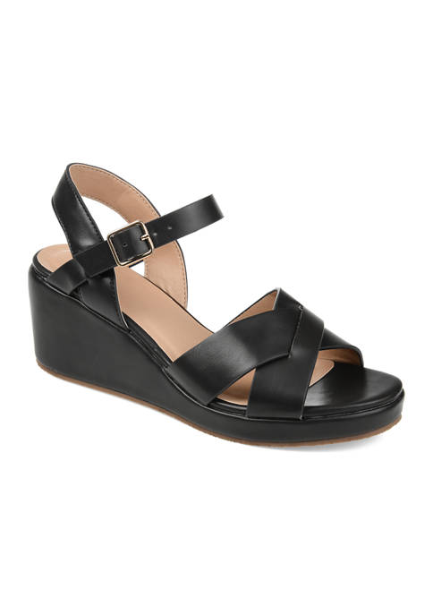 Journee Collection Kirstie Wedges