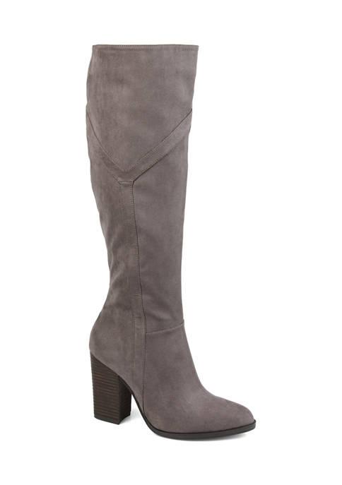 Wide Calf Kyllie Boots