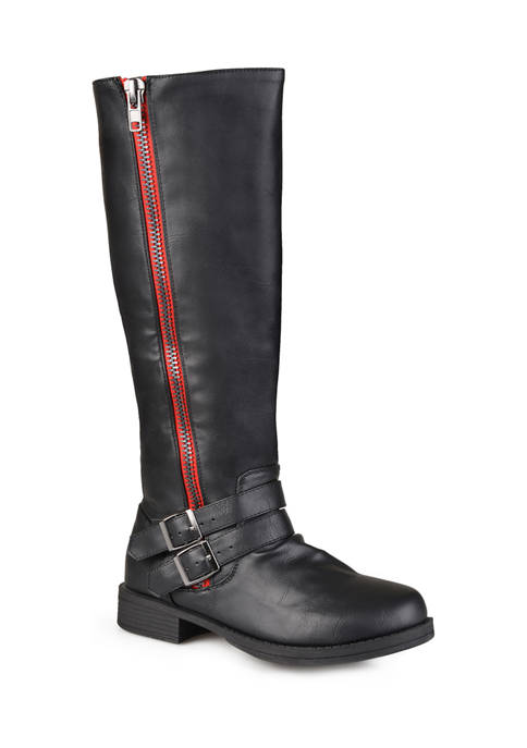 Lady Wide Calf Boots